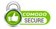 COMODO Secure And Authentic Website. Identity Assured up to $1,750,000