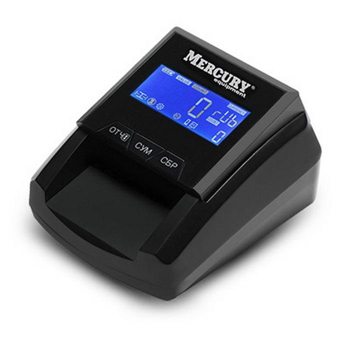 Mercury D-20A FLASH PRO LCD с АКБ - Автоматический детектор